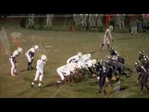 2008 Yorktown vs Washington and Lee Football Highlights