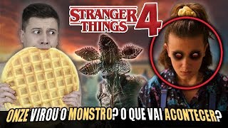 STRANGER THINGS 4 - O que vai ACONTECER na 4ª TEMPORADA? + Final EXPLICADO