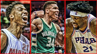 Nba star thinks giannis can become the best player ever?! embiid vs whiteside  feud! nba news