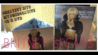 Baixar Unboxing: Greatest Hits | My Prerogative [CD & DVD Deluxe Digipack] - Britney Spears
