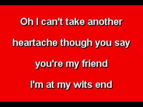 Nick Lowe - Cruel To Be Kind - Karaoke