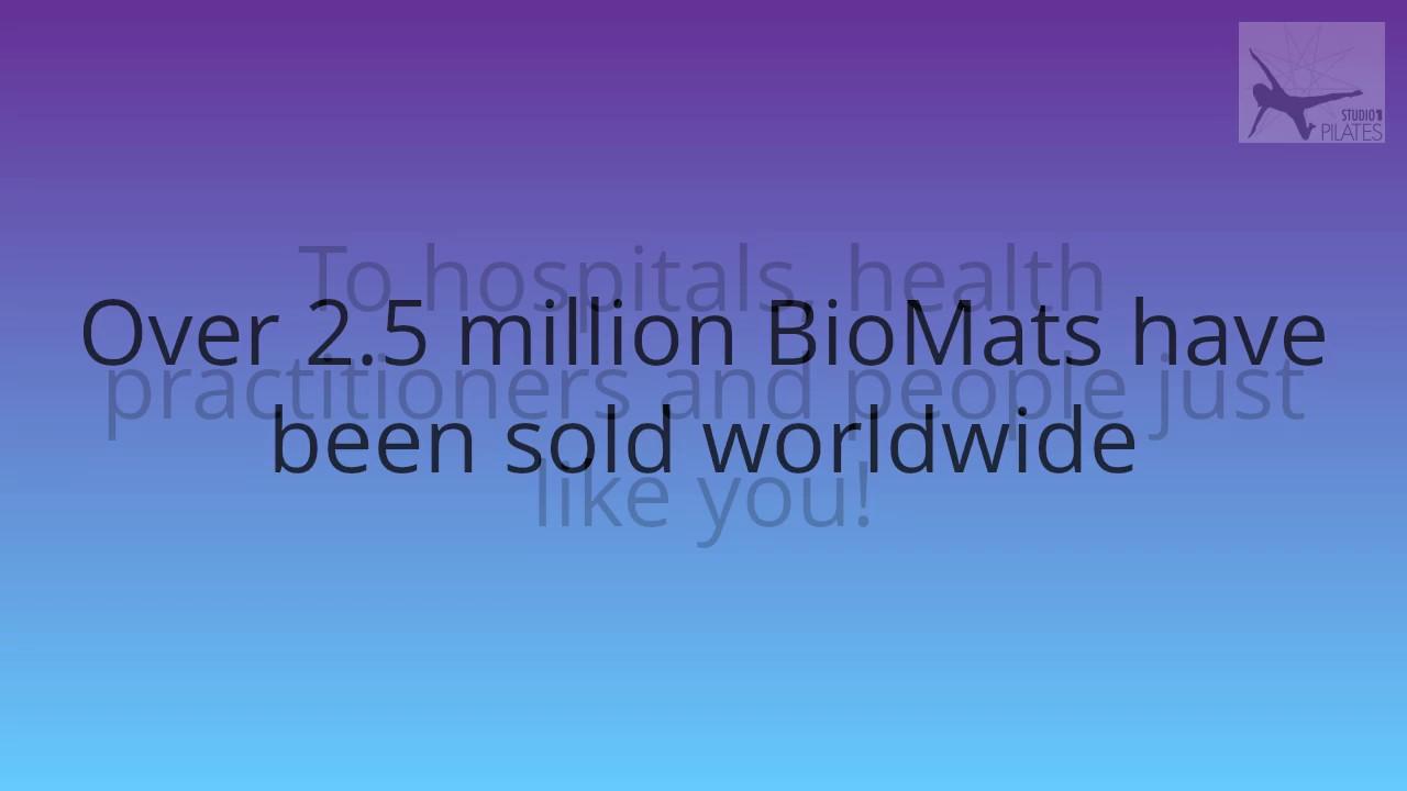 Amethyst Biomat Health Benefits - YouTube
