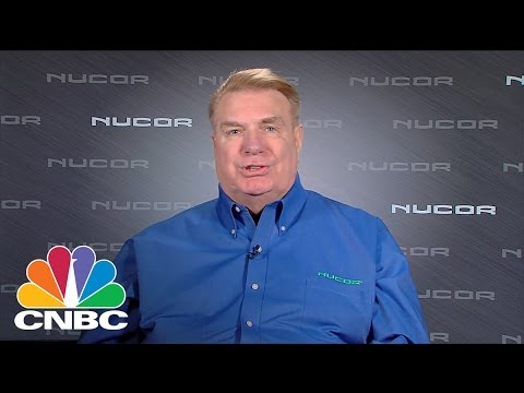 Nucor CEO: Exports Can Create Jobs | Mad Money | CNBC