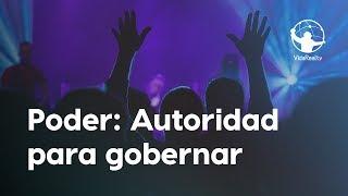 Poder: autoridad para gobernar. | Amateur a Pro | Pastor Rony Madrid