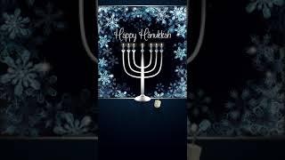 Happy Hanukkah Theme [Premium Animated Lock Screen] for Galaxy Devices