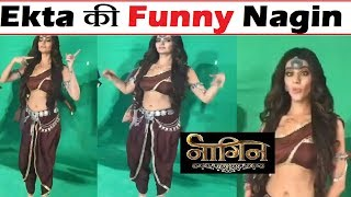 Nagin 3 Promo Shoot || Karishma Tanna Fun on set || Watch Video || NAGIN 3 COMEBACK