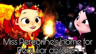 Дом странных детей Мисс Перегрин ~ Трейлер ~ Сказочный патруль и Герои Энвелла ✨
