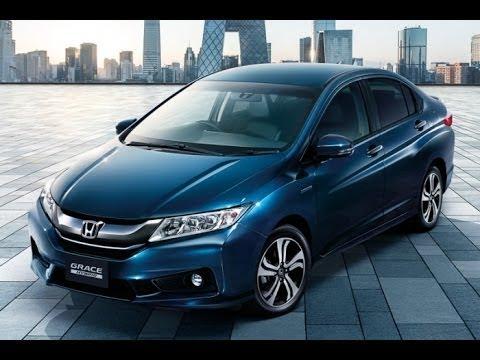 【ホンダ グレイス 改良新型】ハイブリッドEXホンダセンシング は内外装ブラッシュアップ 【Honda Grace Improvement New Model】