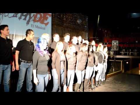 Jekyll and Hyde el musical en México