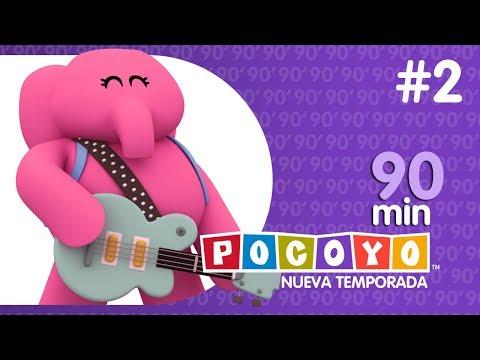 Pocoyó - NUEVA TEMPORADA (4) - ¡90 minutos con Pocoyó! [2]