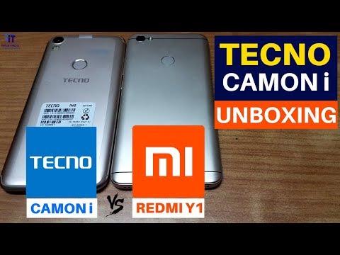 Redmi Y1 Killer ?? | Tecno Camon i Unbxoing and Review | Redmi Y1 vs Tecno Camon i | Comparison