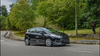 REVIEW: FORD FIESTA ECOBOOST (IN BAHASA MALAYSIA)