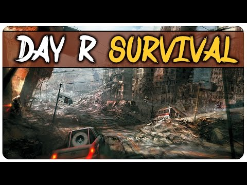Day R Survival - Airport Bomb Shelter! -...