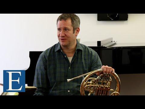 Masterclass Stefan Dohr Mozart Horn Concerto K 495 Allegro moderato