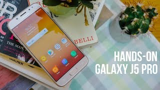 Samsung Galaxy J5 Pro Hands-on (Bahasa Indonesia)