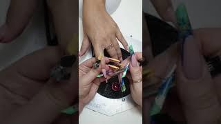 Арочное моделирование ногтей. Видео 2. Дизайн