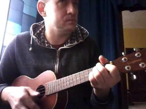 Gramofonomanka | Mieczysław Fogg - zagrane na ukulele