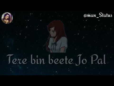 Chand mera naraj hai-Female version whatsapp status