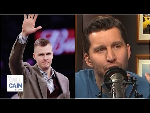 Should Knicks fans be upset with the Kristaps Porzingis trade? | Will Cain Show
