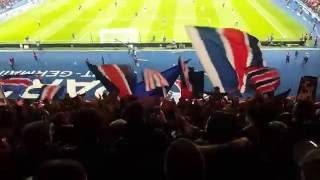 PSG/NICE  11/12/16 COLLECTIF ULTRAS PARIS  VIRAGE AUTEUIL PARC DES PRINCES