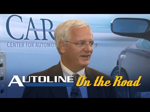Automakers Achieving World Class Manufacturing Capability - Autoline on the Road CAR MBS 2014