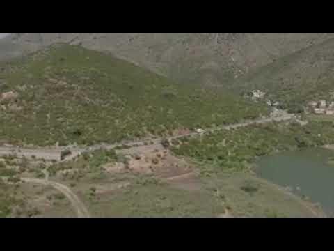 Terbela Dam Lake
