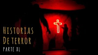 HISTORIAS DE TERROR (RECOPILACIÓN DE RELATOS XL)