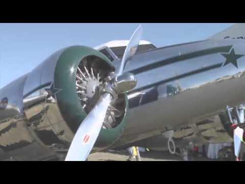 Lockheed 12a Electra Junior.mp4