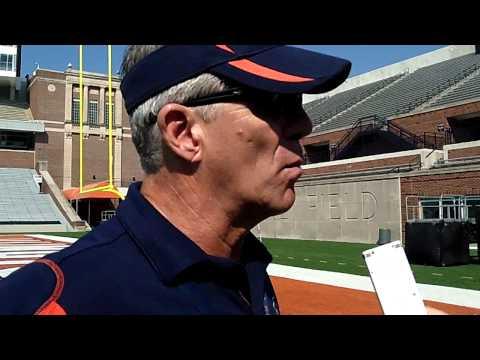 Coach Zook Interview