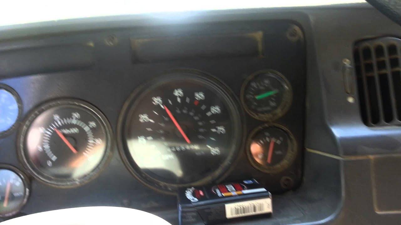 3406 Cat Open Turbo