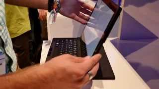 Acer Aspire Switch 12 im Hands On [4K Deutsch]