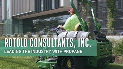 Propane Mowing Testimonial: Rotolo Consultants Inc.