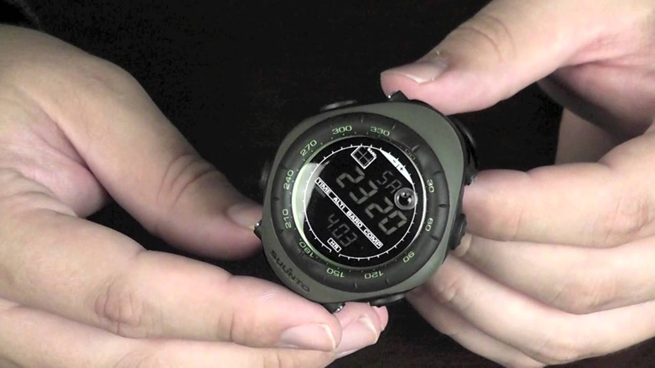 Suunto sports watches dive products compasses and