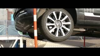 Land Rover   Интервью с тест-драйва all-new Range Rover в Москве