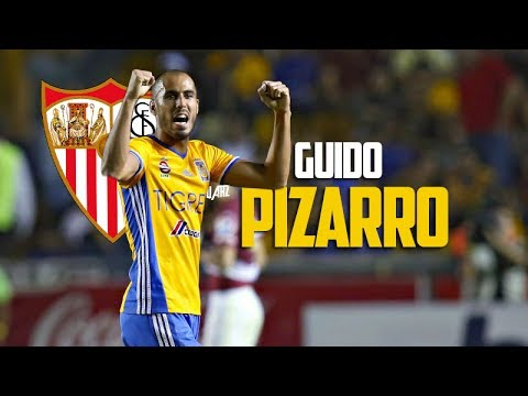 """Guido Pizarro - Mejores Jugadas y Goles Tigres UANL 2015-2017  """"Bienvenido a Sevilla"""""""
