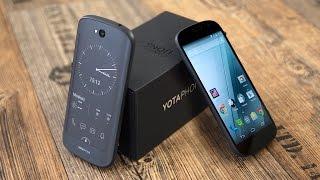 Smartphone mit zwei Displays? Yotaphone 2 UNBOXING! - felixba