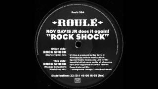 Roy Davis Jr. - Rock Shock (Thomas Bangalter