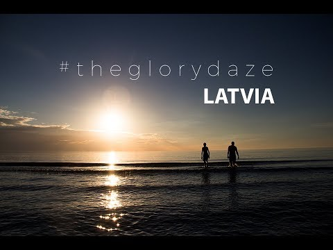 Exploring Latvia + Sibling Tattoos! | #TheGloryDaze | 5