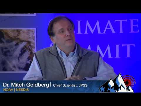Weather and Climate Summit - Day 1, Dr. Mitch Goldberg