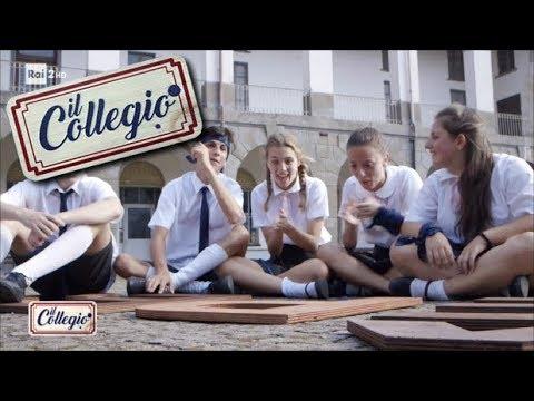 La caccia al tesoro francese - Quarta puntata - Il Collegio 2