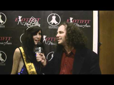 Harrison Held Interviews Ms. Elinor Cohen 2nd Runner Up of Ms. Perfect Creature Pageant 2011