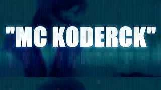 "MC KODERCK - ""P-O-F-T"" [R.A.C.4] BLACK STYLE"