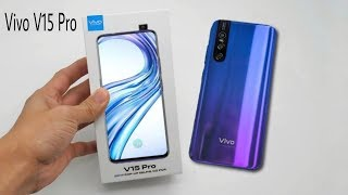 Vivo V15 Pro Almost Unboxing & First Look - Price, Specs, Features, Launch Date??