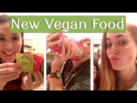 Vegan Food Haul: 30 Products from Expo East