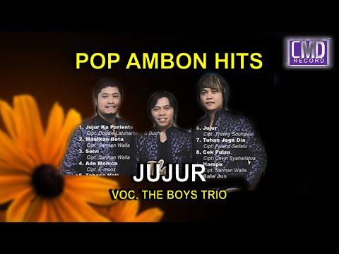 THE BOYS TRIO POP AMBON - JUJUR [Official Music Video] [HD]#Music
