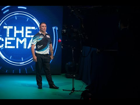 """Gerwyn Price: """"I need to let my darts do the talking, I've let myself down a couple of times."""""""