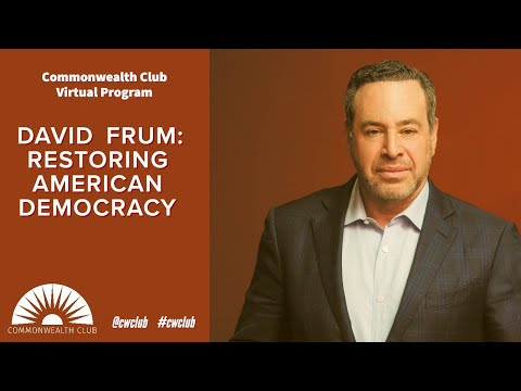 David Frum: Restoring