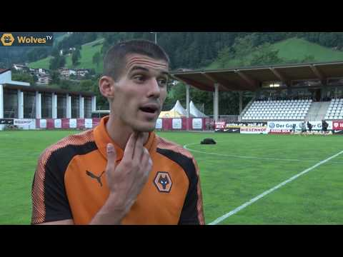 Conor Coady On Win Over Werder Bremen