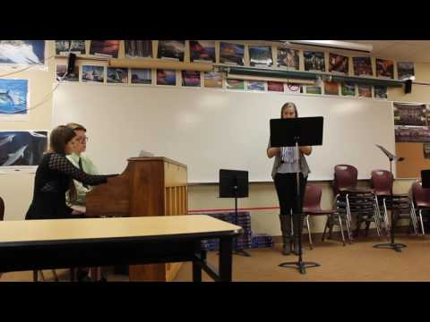 Solo and Ensemble - Mickaela Oboe Solo