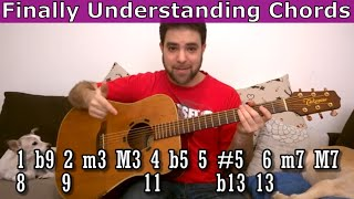 Finally Understanding Chords: Introduction - Guitar Lesson Tutorial